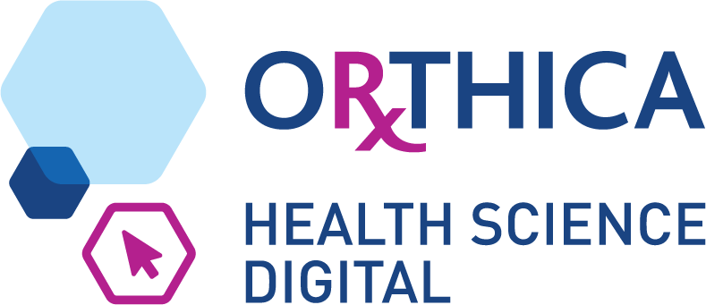 Orthica Health Science logo